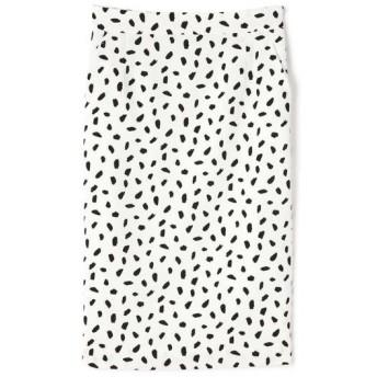 BOSCH / ボッシュ アニマルプリントタイトスカート