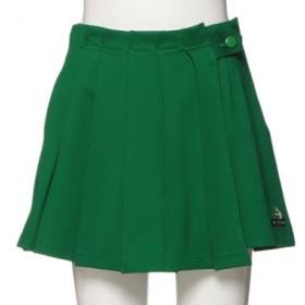 バイ ラビット/プリーツ巻きスカート風ショートパンツ
