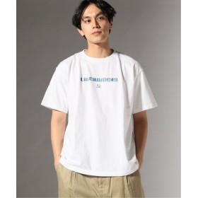 JOURNAL STANDARD Liberaiders / リベレイダース : Hammer and sickle logo for JS Tシャツ ホワイト L