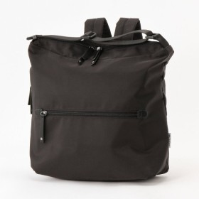 バッグ カバン 鞄 レディース リュック トートバッグに早変わり!2WAYリュック カラー 「ブラック」
