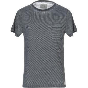 《9/20まで! 限定セール開催中》BLEND メンズ T シャツ グレー M ポリエステル 60% / コットン 40%