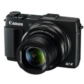 CANON PowerShot G1 X Mark II [コンパクトデジタルカメラ(1310万画素)]【あす着】