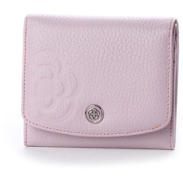 クレイサス CLATHAS ラデュレ U 2つ折り財布 (ピンク)
