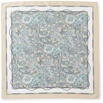 スカーフ - ROPE' PICNIC ペイズリーチェーンスカーフ