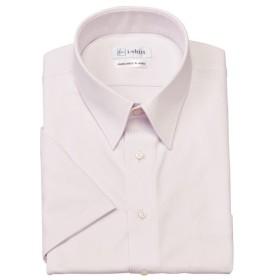 【お試し価格】ノーアイロン半袖ストレッチiシャツ(レギュラーカラー) (ワイシャツ)