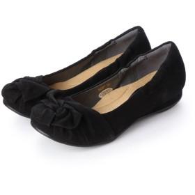 シューズラウンジ shoes lounge 【本革】パンプス 2560874BS (ブラック)