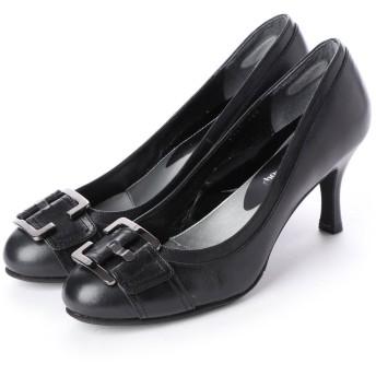シューズラウンジ shoes lounge パンプス 2987614B (ブラック)