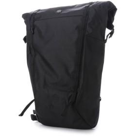ビクトリノックス Victorinox ロールトップ ラップトップ バックパック (ブラック)