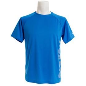【Super Sports XEBIO & mall店:トップス】ドライプラス UVメッシュ 半袖Tシャツ 863D9CD9318BLU