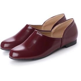 SFW リバティードール Liberty Doll マニッシュな雰囲気'で様々なスタイルに合わせやすい♪今年のマストアイテムおじ靴マニッシュドクターシューズ 5514 (ワイン)