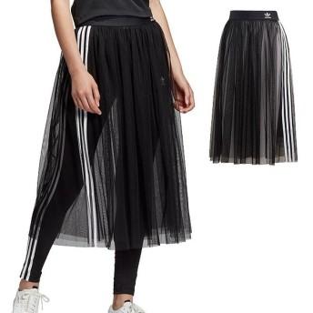 adidas Originals アディダス オリジナルス シースループリーツスカート