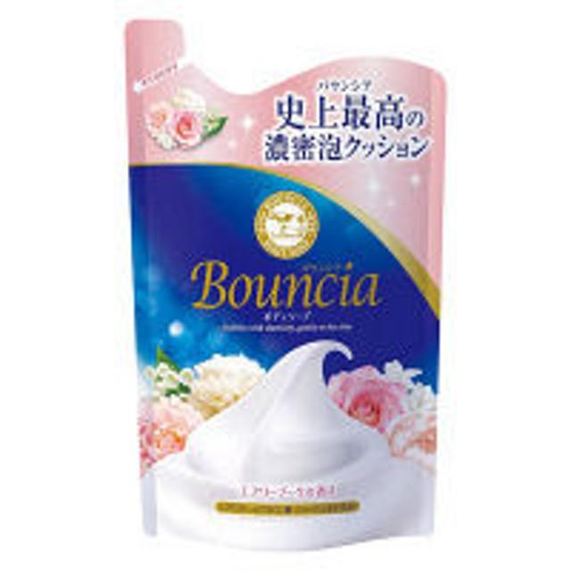 バウンシア ボディソープ エアリーブーケの香り 詰め替え 400ml 牛乳石鹸共進社