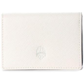 ビアンキ【Bianchi】カードケース (ホワイト)