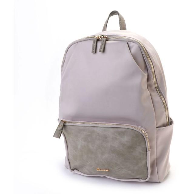 511a42999a サック SAC フープ 【Sac unit】 (グレー). トップ ファッション バッグ リュックサック