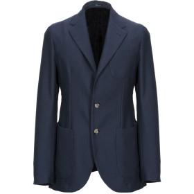 《期間限定 セール開催中》ROYAL ROW メンズ テーラードジャケット ダークブルー 48 コットン 100%