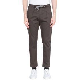 《期間限定 セール開催中》CRUNA メンズ パンツ ダークブラウン 52 ウール 70% / ポリエステル 25% / ポリウレタン 5%