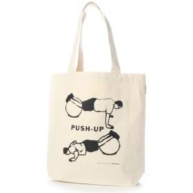 ルートート ROOTOTE RO.トール.プリンテットジャパン-C Push up (Push up)