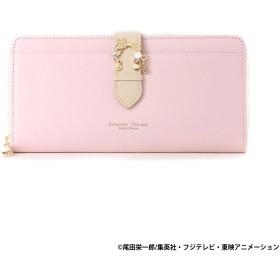 サマンサタバサプチチョイス ワンピースコラボシリーズ長財布(チョッパー) ベビーピンク