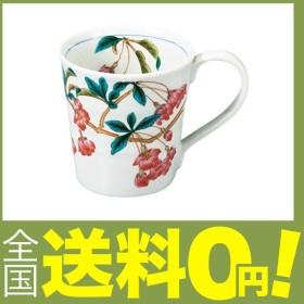 マルサン宮本 九谷焼 マグカップ 花海棠 AP3-0802