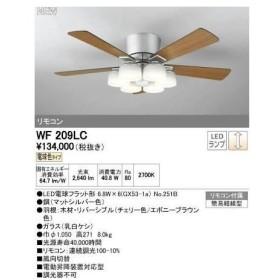 オーデリック WF209LCランプ別梱包