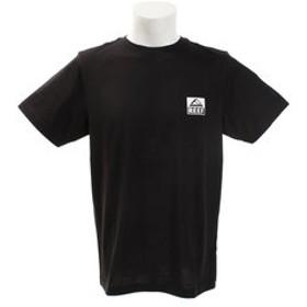 【Super Sports XEBIO & mall店:トップス】【オンライン特価】SQUARE 半袖Tシャツ RF19SP-1002SS-BLA