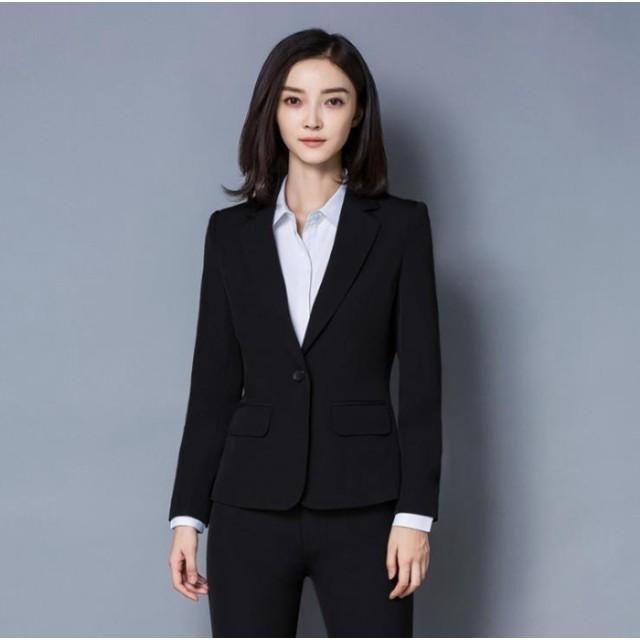 入学式 スーツ パンツスーツ レディース ビジネススーツ リクルートスーツ 大きいサイズ セット フォーマル オールシーズン レディース スーツ オフィス ビジネス 通勤 OL