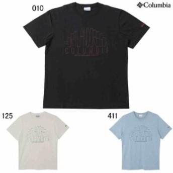 コロンビア ダブルスプリングドームショートスリーブTシャツ DOUBLE SPRING DOME SHORT SLEEVE TEE Columbia PM1508