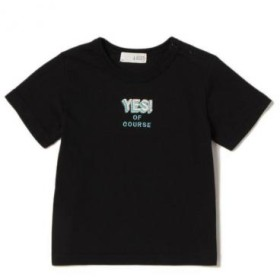 ビー・ルーム/ワンポイント刺しゅうTシャツ