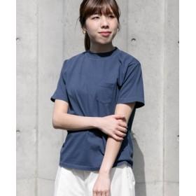 WORK NOT WORK(ワークノットワーク) トップス Tシャツ・カットソー L.IDCN クルーネックチューブポケット Tシャツ