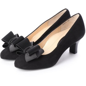 シューズラウンジ shoes lounge 【本革】パンプス 31E5674BS (ブラック)