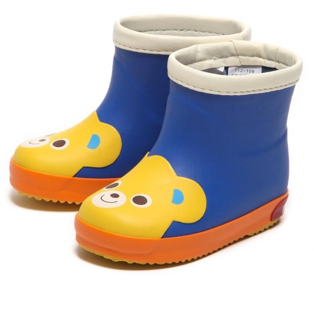 ミキハウス レインブーツ / MIKI HOUSE Rain boots (ブルー)