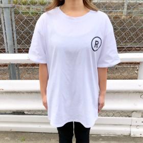 Tシャツ - SHEENA ロゴプリントBIGルーズTシャツ 春 夏 Tシャツ カットソー トップス ロゴ プリント BIG ルーズ オーバー ストリート ダンス スポーツ