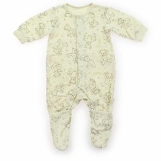 99e46407af114  コンビミニ Combimini カバーオール 60サイズ 男の子 USED子供服・ベビー服