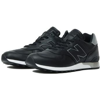 (NB公式)【ログイン購入で最大8%ポイント還元】 メンズ M576 KKL (ブラック) スニーカー シューズ(Made in USA/UK) 靴 ニューバランス newbalance