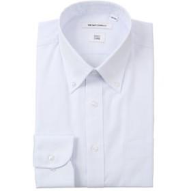 【THE SUIT COMPANY:トップス】ボタンダウンカラードレスシャツ ストライプ 〔EC・FIT〕