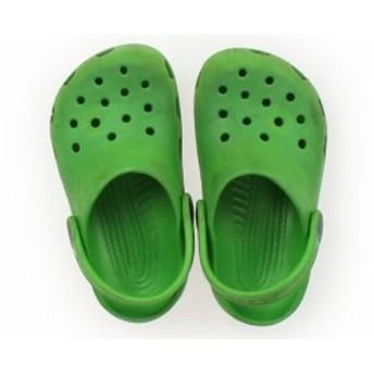 【クロックス/CROCS】サンダル 靴15cm~ 男の子【USED子供服・ベビー服】(357297)