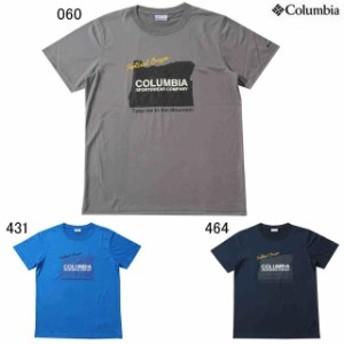 コロンビア バックレイクショートスリーブTシャツ BUCK LAKE SHORT SLEEVE TEE Columbia PM5646