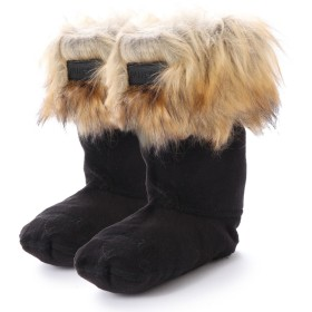 ハンター HUNTER KIDS ORG BS FAUX FUR CUFF (TAW)