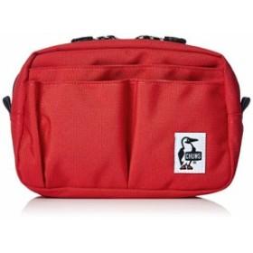 人気Eco Outer Pocket Pouch・Red バッグ