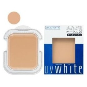 UVホワイト ホワイトスキンパクト オークル20(レフィル) 資生堂 UVW ホワイトスキンP OC20 返品種別A