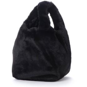 トライシル Trysil エコファーショッパーバッグ (ブラック)