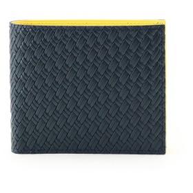 タケオ キクチ TAKEO KIKUCHI マルチカラー2つ折り財布 [ 財布 二つ折り カラフル ] (レモンイエロー)