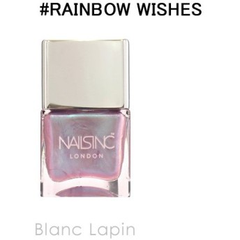 ネイルズインク NAILS INC ネイルポリッシュ #RAINBOW WISHES 14ml [095476]