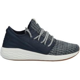 《セール開催中》NEW BALANCE メンズ スニーカー&テニスシューズ(ローカット) ブルーグレー 7 紡績繊維