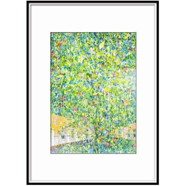 樹 ほっこり癒しのイラストa4サイズポスターno634 半光沢紙 通販 Line