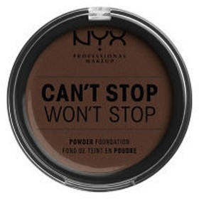 NYX Professional Makeup(ニックス) キャントストップ ウォントストップ フルカバレッジ パウダーファンデーション 24
