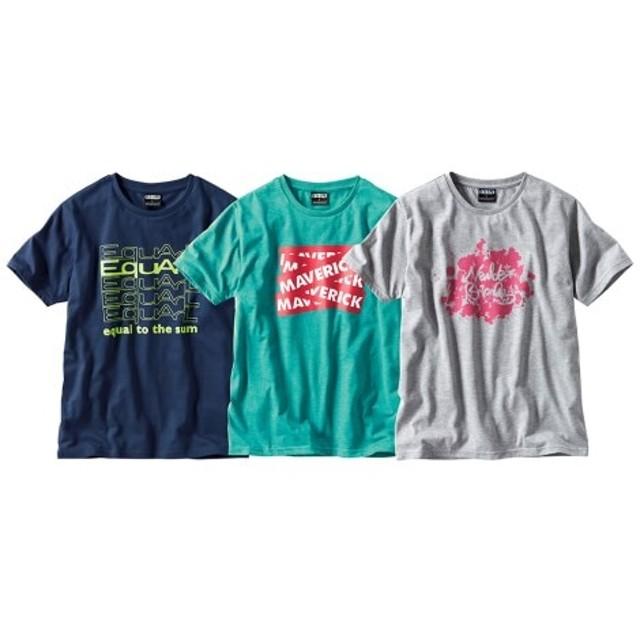 プリント半袖Tシャツ3枚組(ストリート) Tシャツ・カットソー
