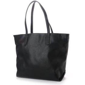オティアス Otias シュリンクレザータイプ合成皮革トートバッグ (BK)