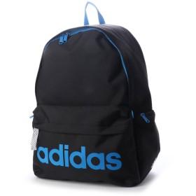 アディダス adidas リュック 23L (ブラック×ブルー)