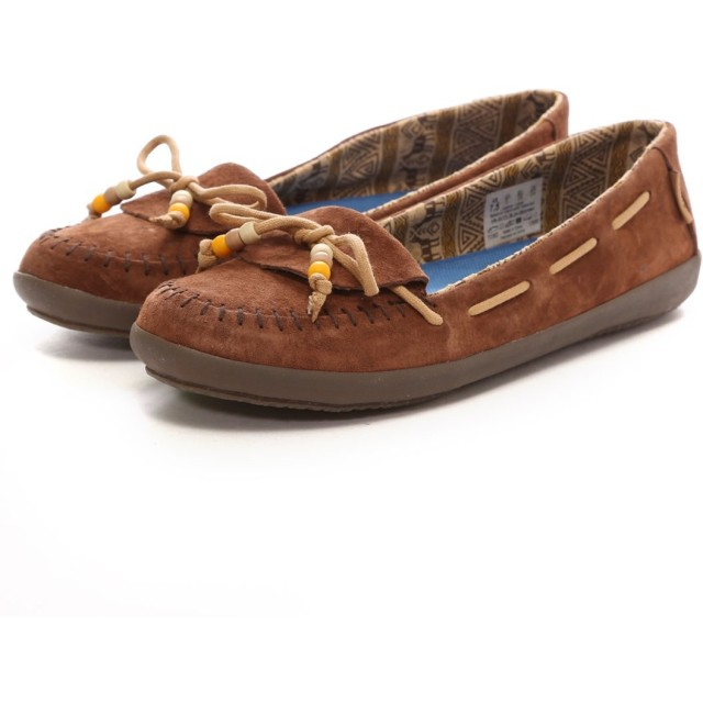 ヴァンズ VANS CHAPTER WMNS ALPACA(BROWN)